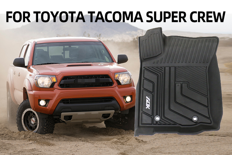FOR TOYOTA TACOMA SUPER CREW