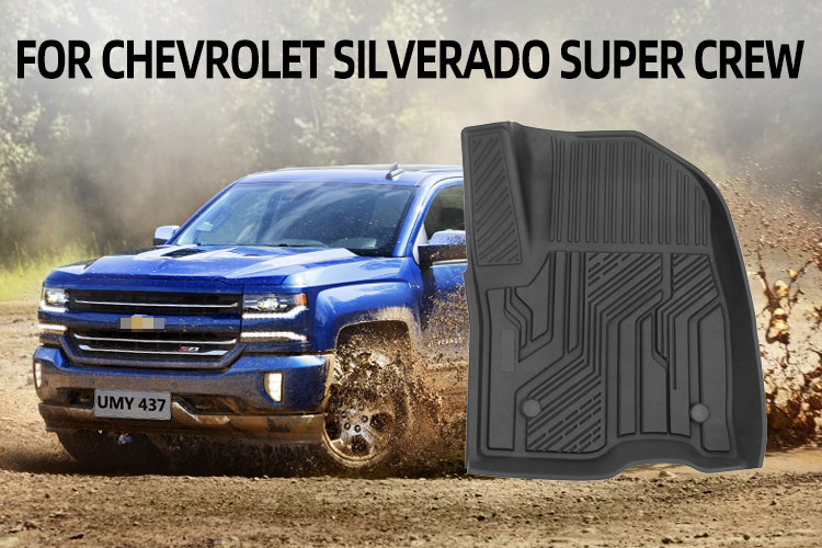 for chevrolet silverado super crew