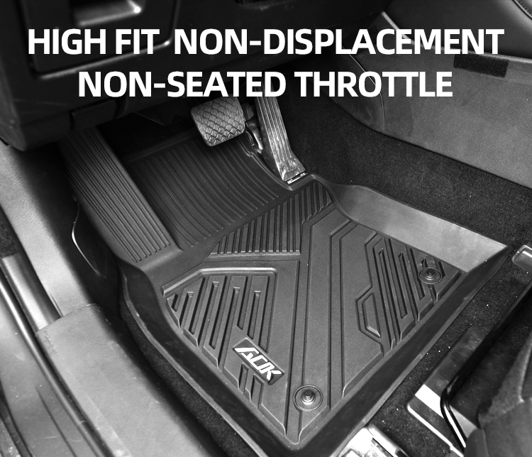 TPE healthy car mats
